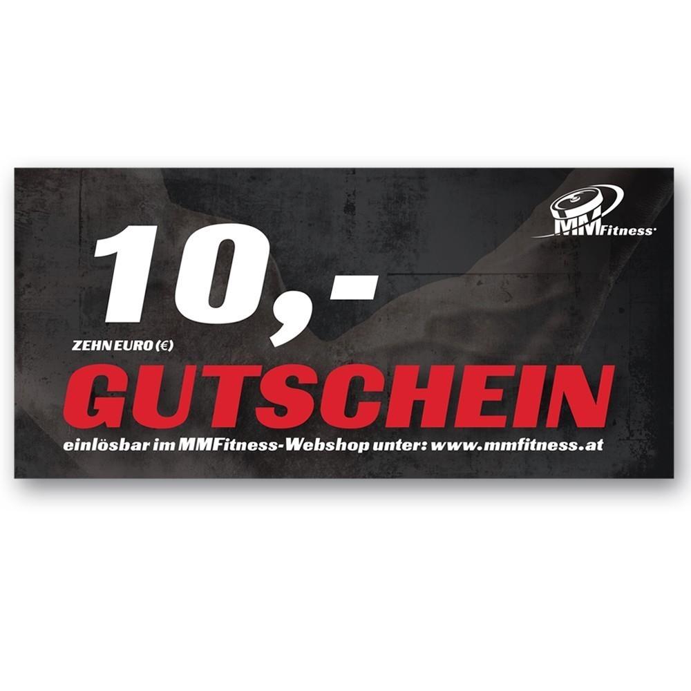 MMFitness Gutschein 10 €
