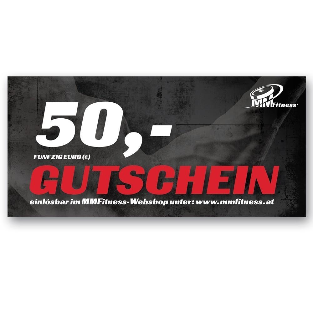 MMFitness Gutschein 50 €
