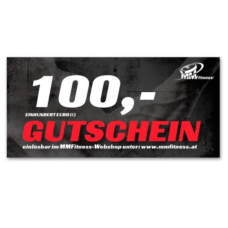 MMFitness Gutschein 100 €